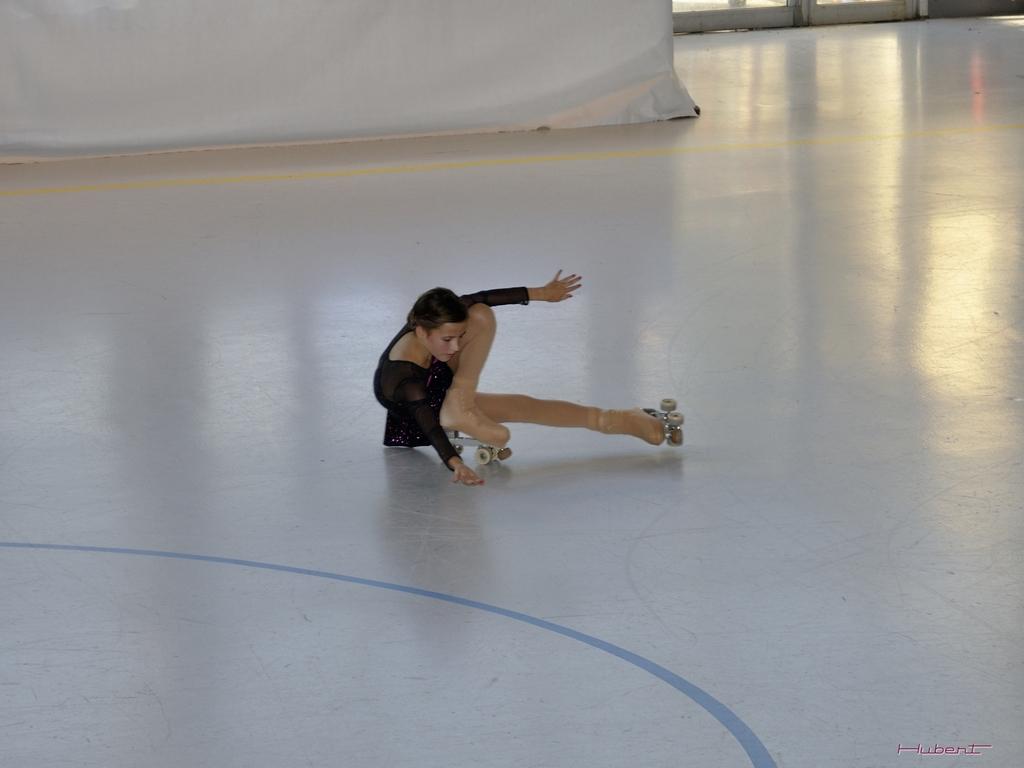 BSC Roller.Gala artistique. Juin 2015.