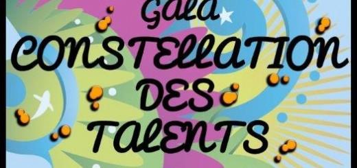 affiche constellation des talents